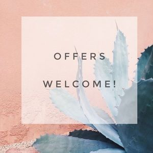 Other - Offers Welcome !!